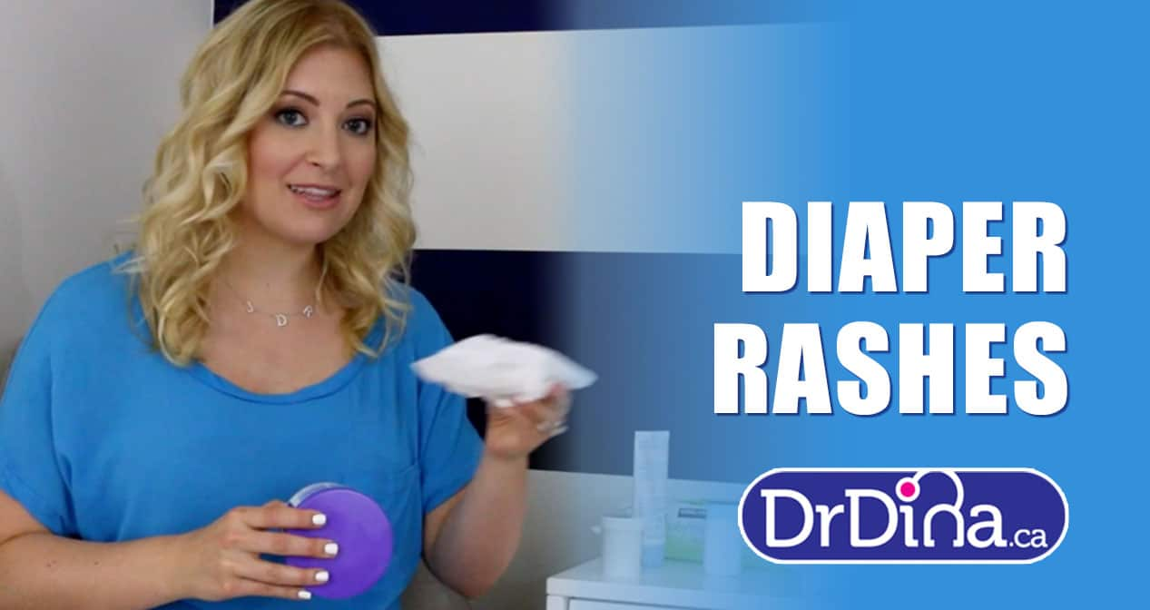 Kidcrew Medical Clinic - with Kids Health Dr Dina Kulik - Diaper Rashes